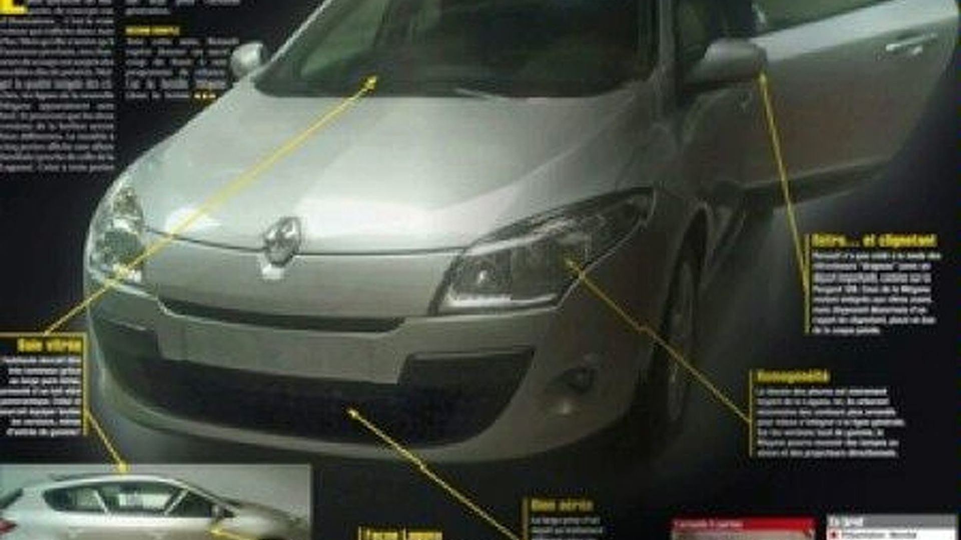 French Mag Auto Plus Raided for Leaking Renault New Car Details