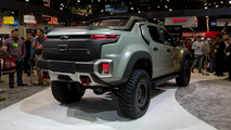 Chevrolet Colorado ZH2 Hydrogen Pickup