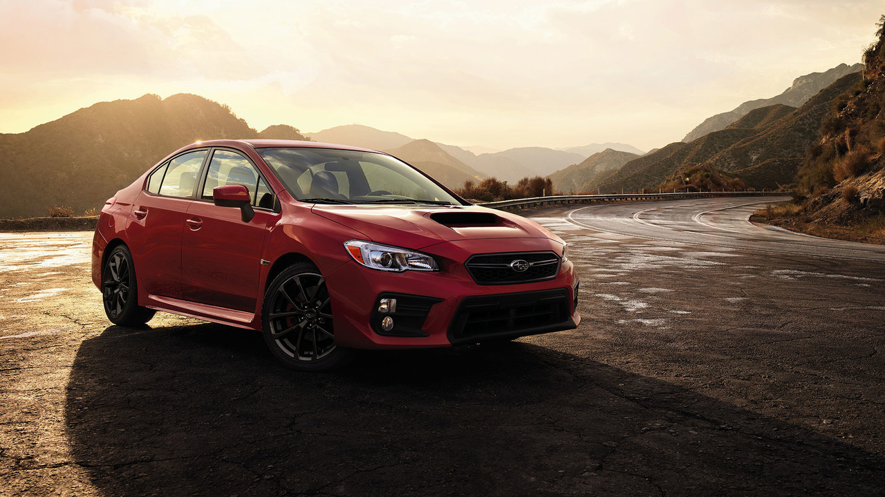 Thread 2018 subaru wrx wrx sti debuts with revised styling performance comfort and safety upgrades