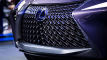 Lexus UX Concept at Paris Motor Show