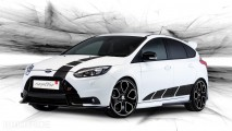 MS Design Ford Focus ST Competition