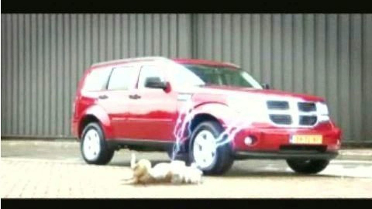 Dodge Nitro death blow