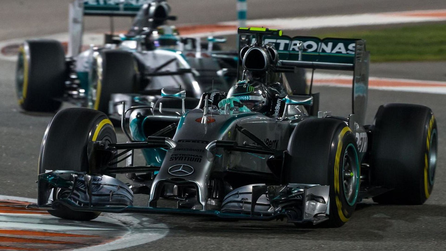 Hamilton advantage to be 'short-lived' - Rosberg