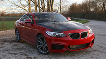Mysterious BMW prototype rumored to be a front-wheel drive Z2