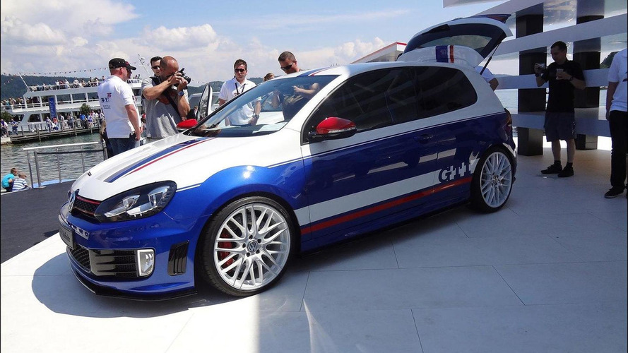 VW GTI Reifnitz with 370HP presented in Wörthersee 2011