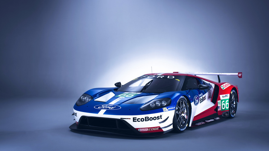 Ford reveals full-time WEC driver line-up