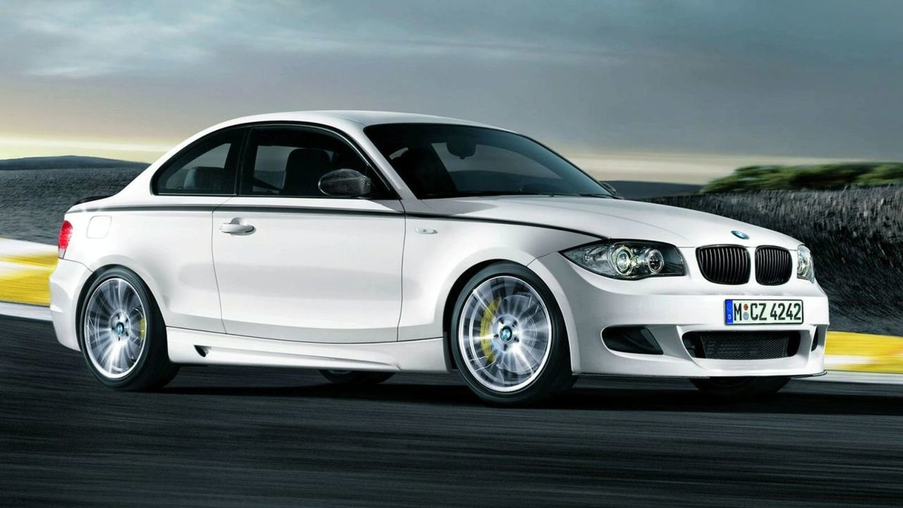 BMW 1-Series Coupe with Performance Accessories