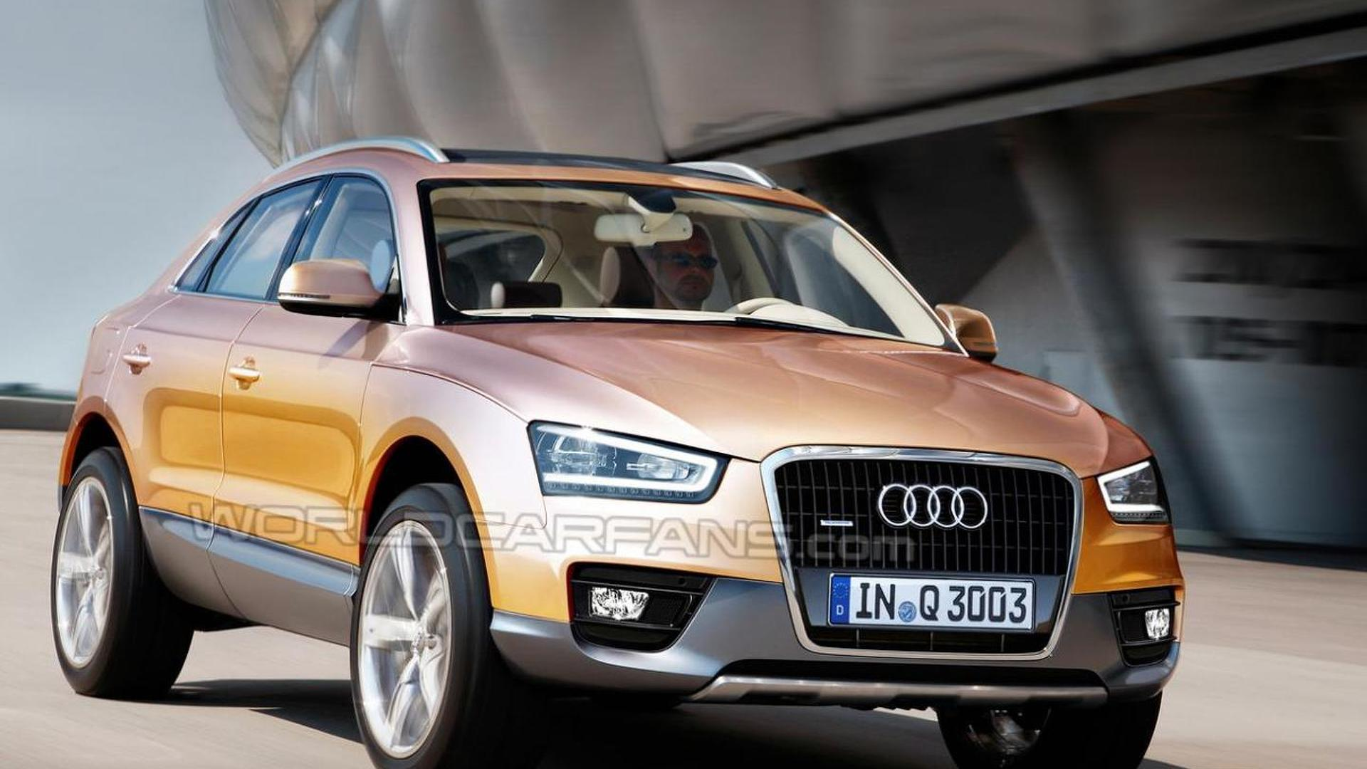 Audi planning product expansion for U.S. - including A1