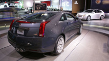 Cadillac CTS-V Coupe Live in Detroit