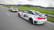 G-Power M3 GT2 S and M3 Tornado CS clubsport racers with 600hp revealed