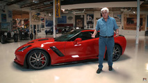 Jay Leno Loves The Callaway Corvette AeroWagen
