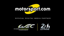 """FIA World Endurance Championship & ACO Names Motorsport.com """"Official Digital Media Partner""""  to WEC and the 24 Hours of Le Mans"""