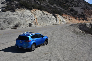 Can Autocrossing a 2016 Toyota Prius and RAV4 Hybrid Actually be Fun? First Drive