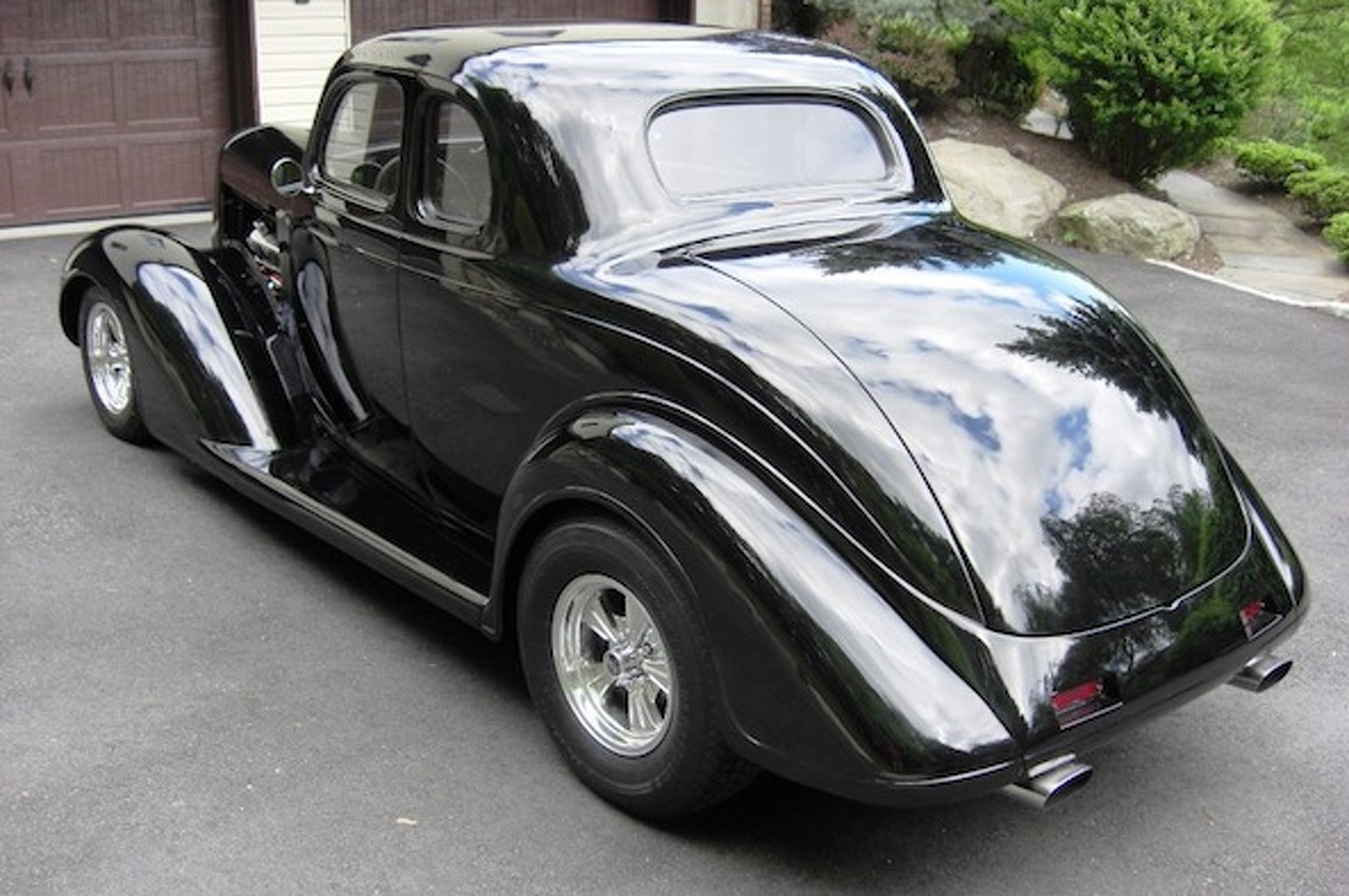 Your Ride: 1936 Plymouth 5 Window Hot Rod