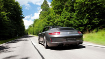 Porsche 911 (991) Carrera S Cabriolet with Gemballa GT package