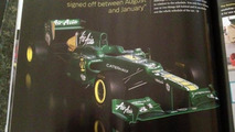 Caterham CT01 leaked photo, 1024, 25.01.2012