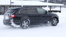 Next-gen Audi Q7 mule spy photo