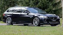 BMW 5-Series Touring (F11) tuning by Kelleners Sport