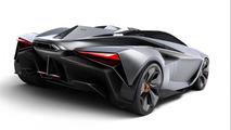 Lamborghini Perdigón Concept 09.10.2012