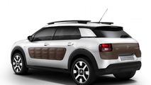 2014 Citroen C4 Cactus leaked, debuts tomorrow