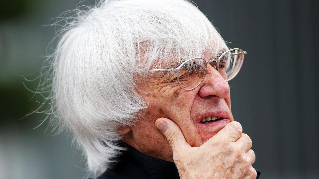 Bernie Ecclestone 05.07.2013 German Grand Prix