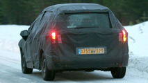 SPY PHOTOS: Peugeot 207 SW