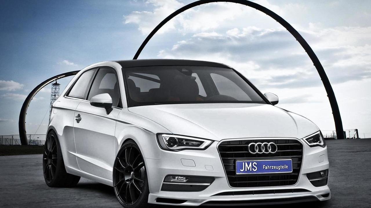 Audi A3 by JMS 21.8.2012