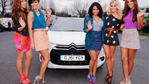 Citroen DS4 featured in The Saturdays music video