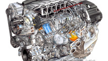 Chevrolet LT1 V8 engine 24.10.2012
