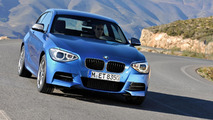 BMW M135i laps Nordschleife in 8:05 [video]