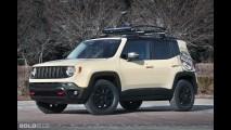 Jeep Renegade Desert Hawk Concept