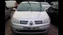 No Brasil: Renault Mégane Sedan 2010 recebe pequenas modificações visuais