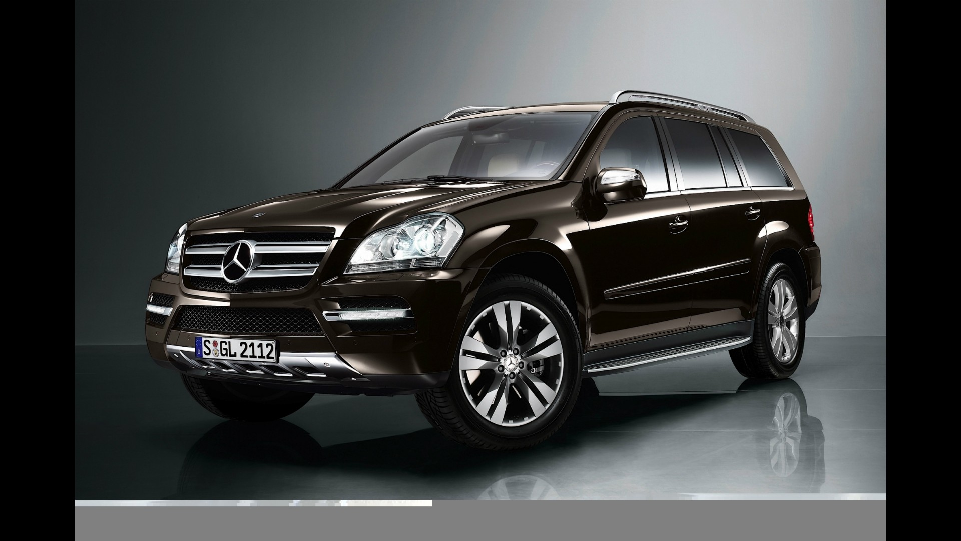 Mercedes benz gl350 bluetec for Mercedes benz gl 350 bluetec