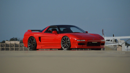 Rare Honda NSX eBay find is straight from Japan