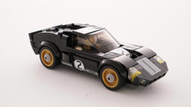 Ford GT and GT40 Lego Sets