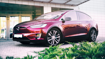 Model X by Vilner wants to be the quietest Tesla in the world