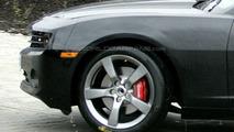 2010 Chevrolet Camaro prototype spy photo in Europe