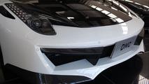 DMC Ferrari 458 Italia Estremo Edizione revealed with 592 HP