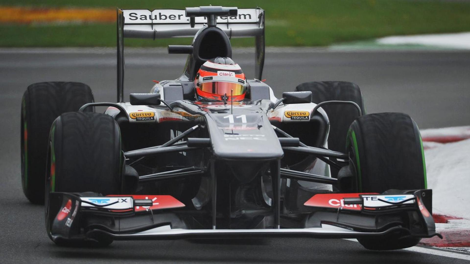 Sauber admits suppliers not being paid