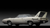 1970 Plymouth Road Runner Superbird to hit the auction block this month