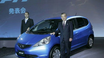 Honda Fit Will Be On Sale in Japan In One Week's Time