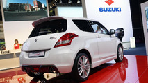Suzuki Swift Sport debuts in Frankfurt