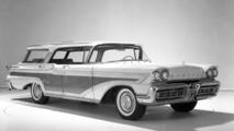 1958 Mercury Colony Park