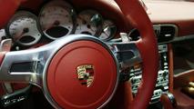 2010 Porsche 911 Turbo facelift live in Frankfurt