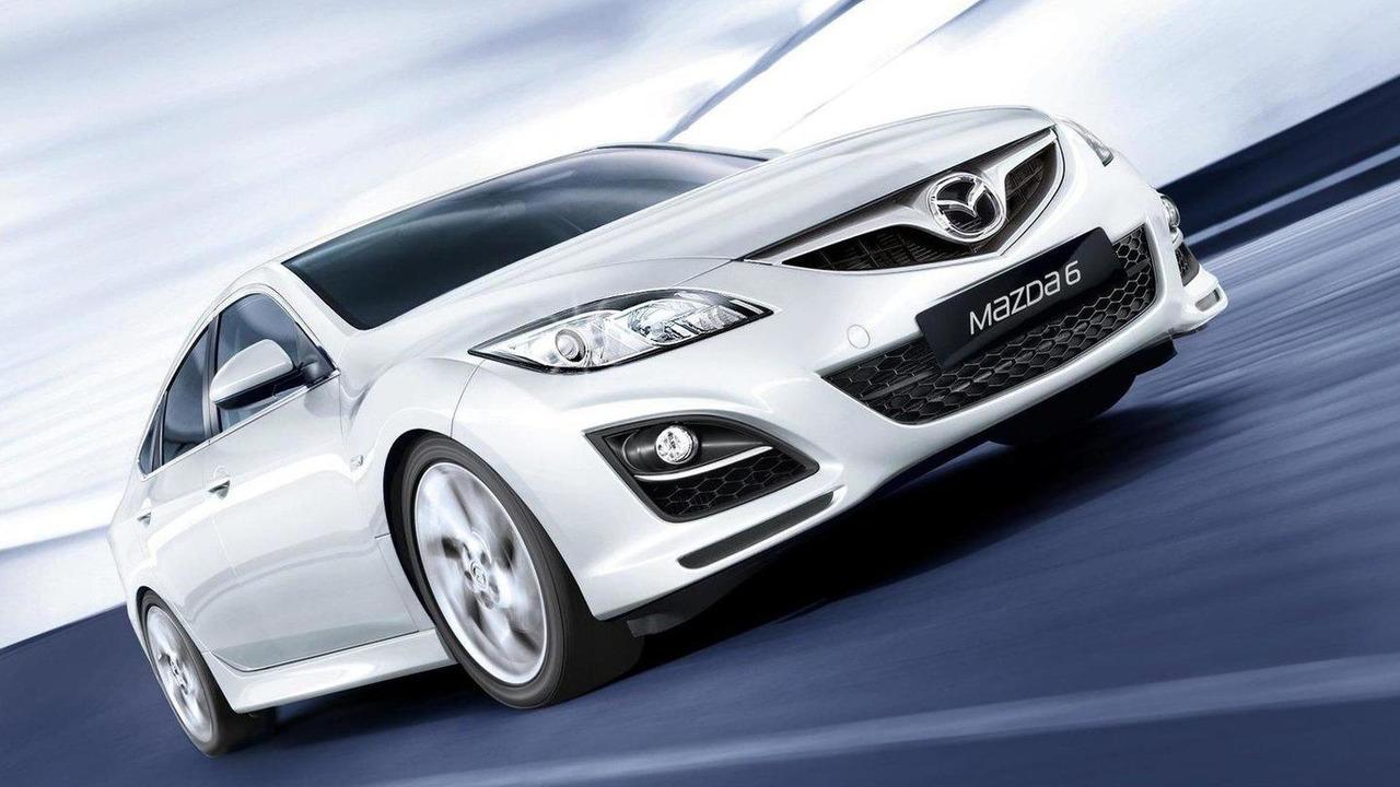 Mazda6 Takuya special edition 01.07.2010