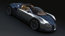Bugatti Grand Sport Sang Bleu revealed ahead of Pebble Beach debut