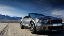 2010 Ford Shelby GT500 Mustang Revealed