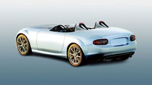 Mazda MX-5 Superlight Concept images surface ahead of Frankfurt debut