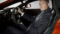 Bugatti Veyron is a 'piece of junk' - McLaren Boss Ron Dennis