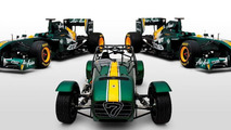 Caterham wants to become more mainstream, could offer city cars & crossovers - report